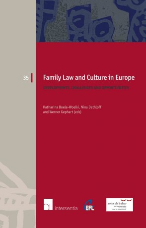 Family Law and Culture in Europe