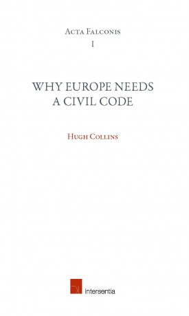 Why Europe Needs a Civil Code