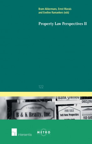 Property Law Perspectives II