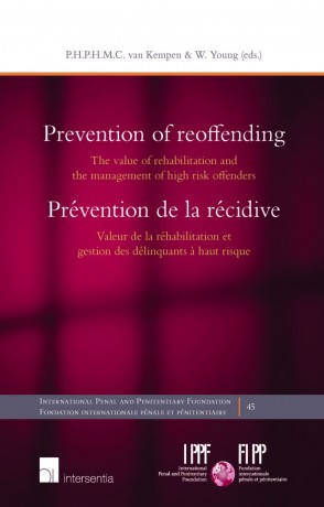 Prevention of reoffending