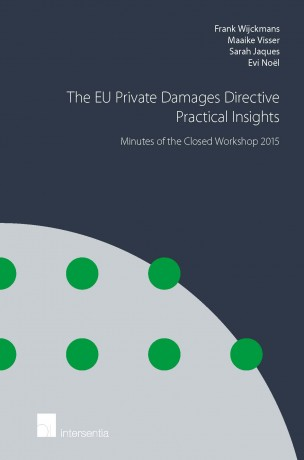 The EU Private Damages Directive - Practical Insights