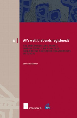All's Well that Ends Registered?