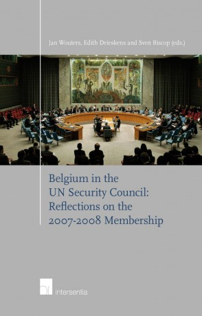 Belgium in the UN Security Council