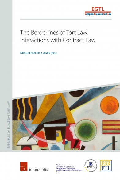 The Borderlines of Tort Law: Interactions with Contract Law