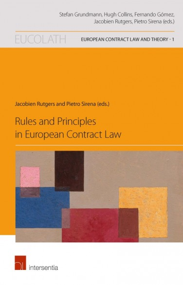 Rules and Principles in European Contract Law