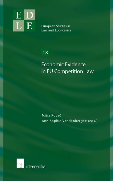 Economic Evidence in EU Competition Law
