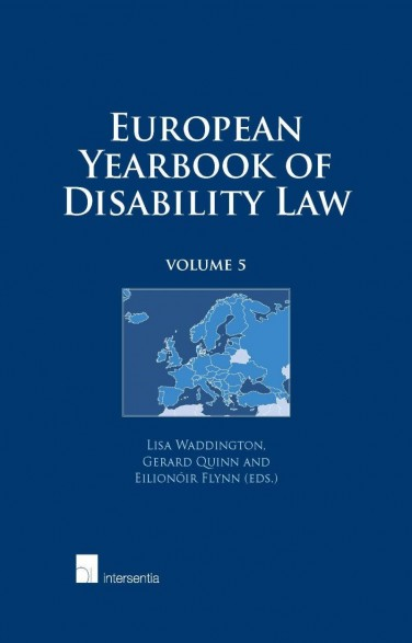 European Yearbook of Disability Law