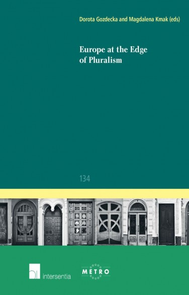 Europe at the Edge of Pluralism