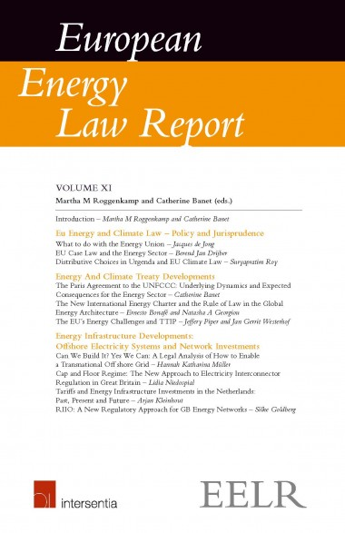 European Energy Law Report XI