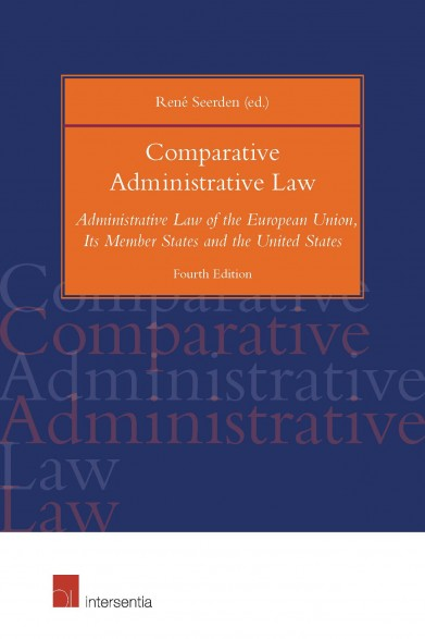 Comparative Administrative Law, 4th ed.