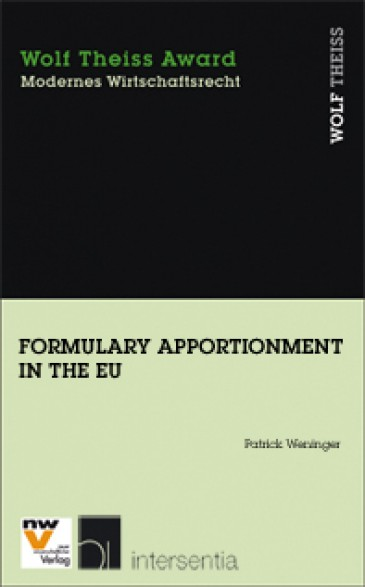 Formulary Apportionment in the EU