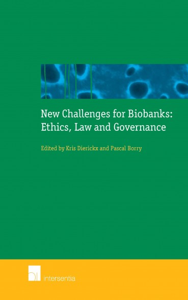 New Challenges for Biobanks: Ethics, Law and Governance