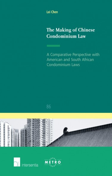 The Making of Chinese Condominium Law