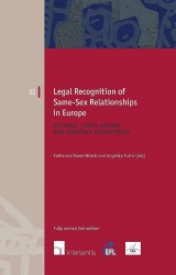 Legal Recognition of Same-Sex Relationships in Europe