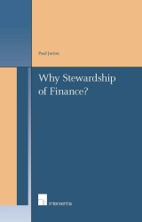 Why Stewardship of Finance?