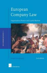 European Company Law, 2nd edition (paperback)