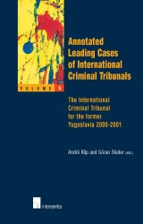 Annotated Leading Cases of International Criminal Tribunals - volume 05