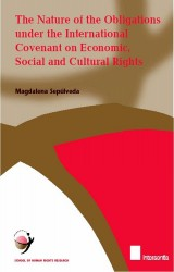 Nature of the Obligations under the International Covenant on Economic, Social and Cultural Rights