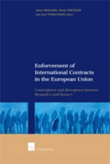 Enforcement of International Contracts in the European Union