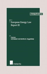 European Energy Law Report III