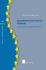 International Social Security Standards. Current Views and Interpretation Matters