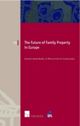 The Future of Family Property in Europe
