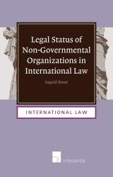 Legal Status of Non-Governmental Organizations in International Law