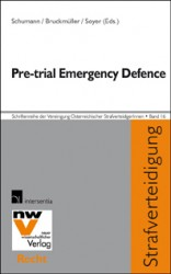 Pre-trial Emergency Defence