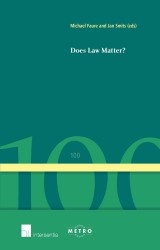 Does Law Matter?